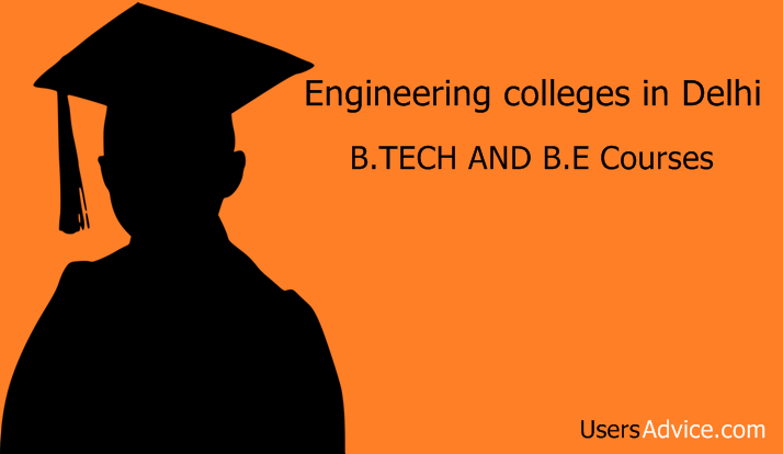 List of all Engineering Colleges in Delhi