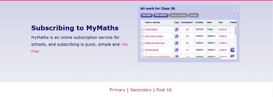 my maths