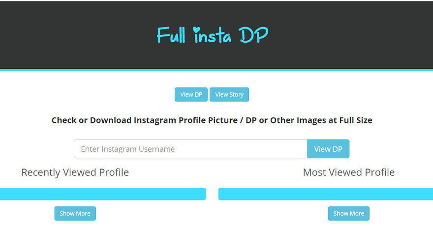 see full size instagram profile picture