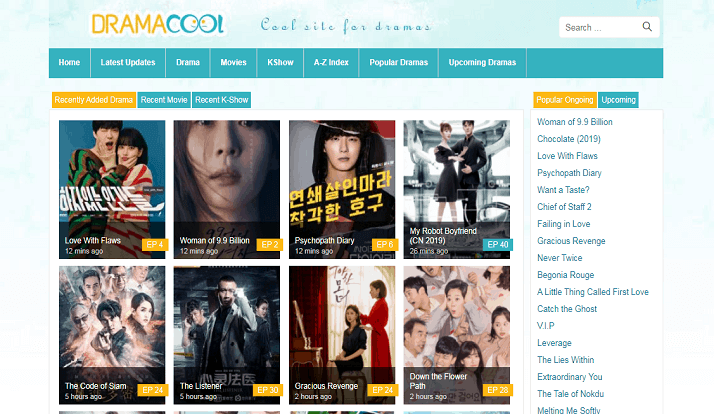 Dramacool – Asian Drama Movies in English