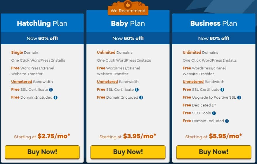 hostgator best web hosting