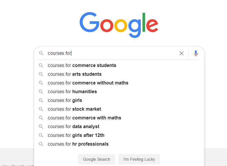 advanced keyword research