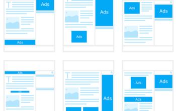 display adsense ads