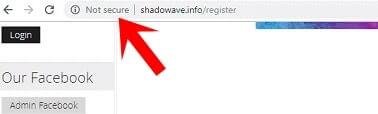 shadowave login
