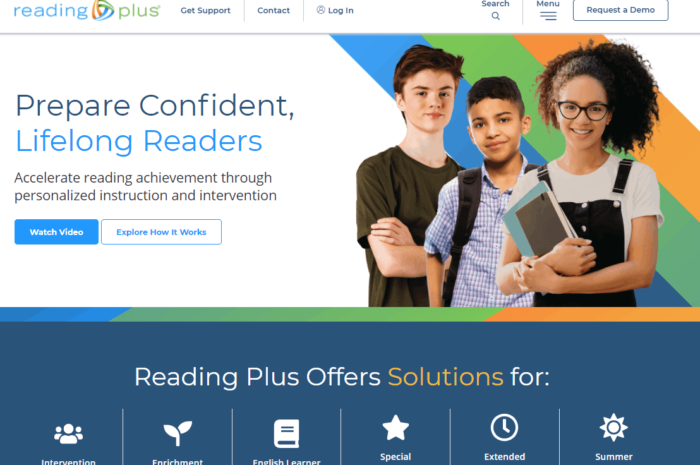 Reading Plus: Teacher and Student Experience