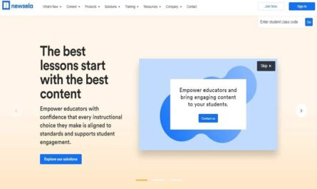 newsela website